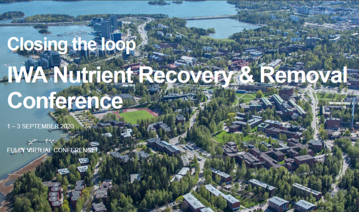 IWA Nutrient Recovery & Removal conference