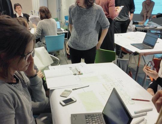 Workshop for testing the GAF tool.