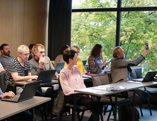 Partner meeting in Turku