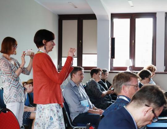 Seminar at EUSBSR Forum