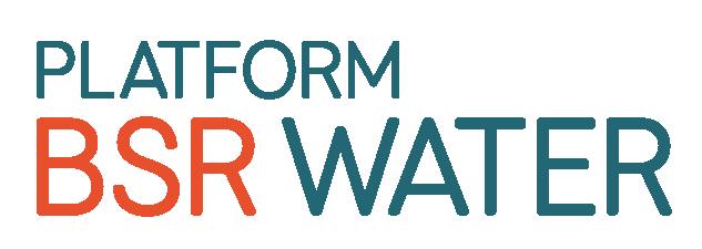 BSR Water Logo